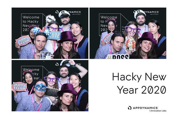 APPDynamics Hacky New year