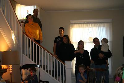 Bunyard Thanksgiving 20091129