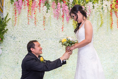 Kim & Lin Wedding:  September 23, 2018