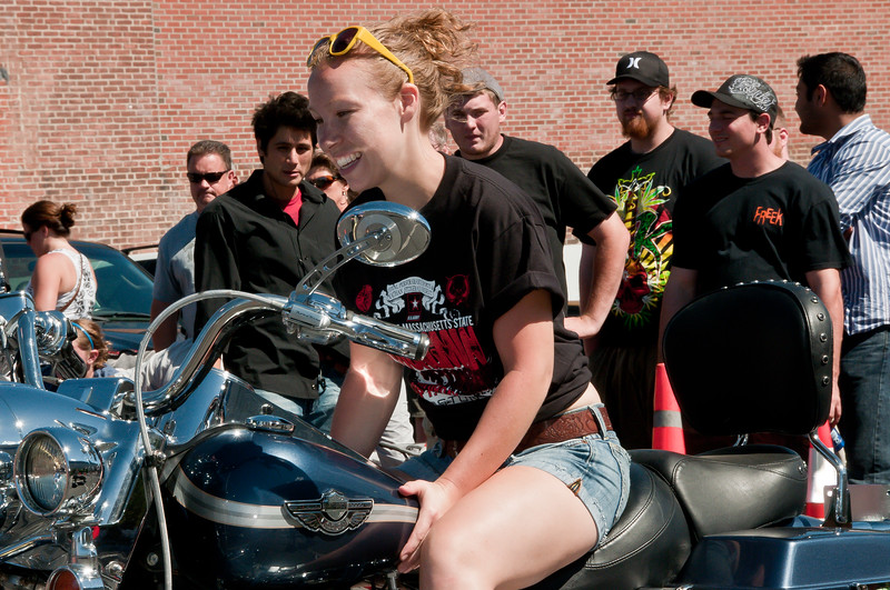 Harley Drag