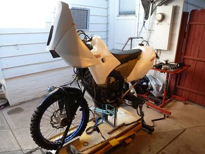 Rally Bike Prep