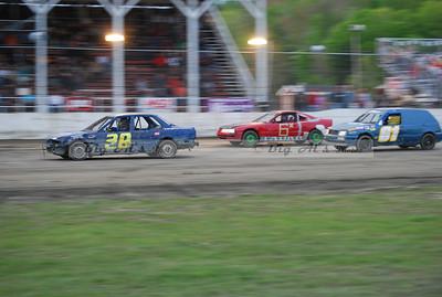 Canaan Dirt Speedway 05/15/2009