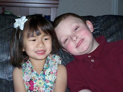 Kaara and Noah