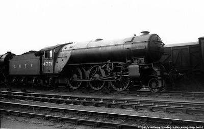 Gresley V2 Named locos LNER Era