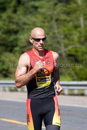 Willow Creek Triathlon 2009: Running