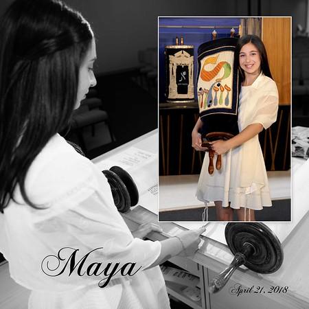 Maya 20x10 album