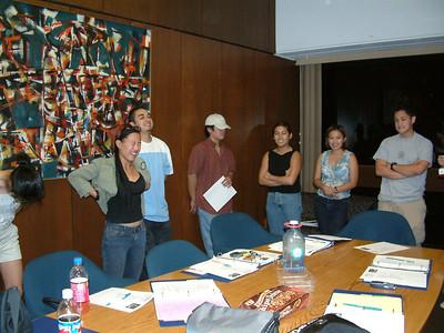 2002-10-08 GD Pledge Meeting