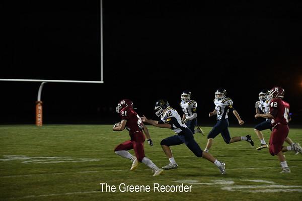Football at Mason City Newman