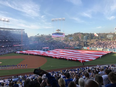 National League Championship Game 3 With Kat