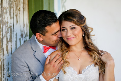 San Juan Batista Wedding Christina & Juan 10-14-2017