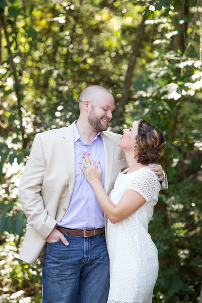 Eric & Kylie Engaged