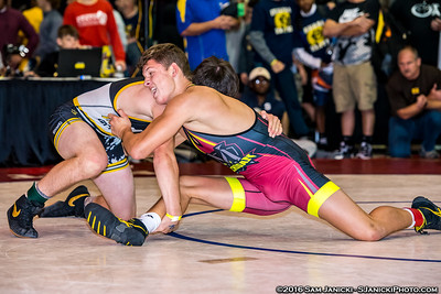 Round 1 - Part 3 - 2016 Grappler Fall Classic