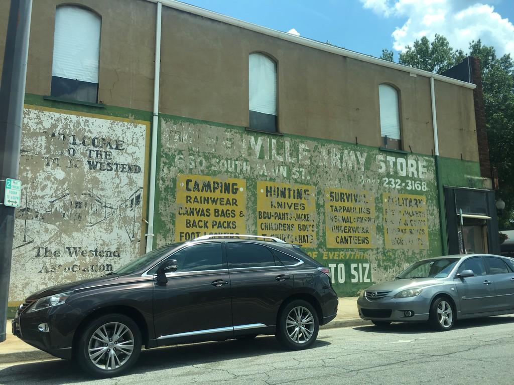 West End Greenville