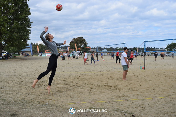 2018 Volleybash 28, Parksville, B.C.