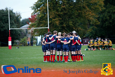 Match 24 - St Peter's Gloucester v Merchiston