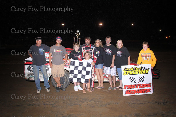 July 29, 2017 - Sprints (Putnamville Clash) and Modifieds