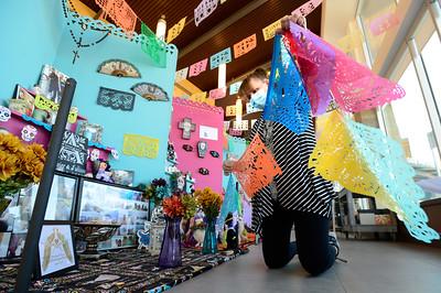 Photos: Dia de los Muertos Preview at the Longmont Museum