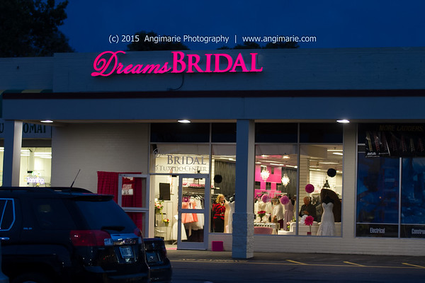 Dreams Bridal {Open House}