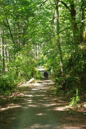 South Sakinaw Creek Trail