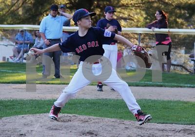 Stafford LL Red Sox vs. Yankees 050715