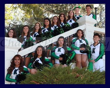 JFK Cheer Team 2014