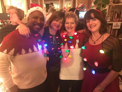 20171202 The Murphy's Christmas Party