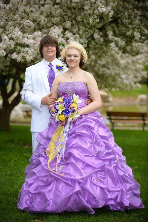 Will and Stephanie's Prom - April 26, 2014