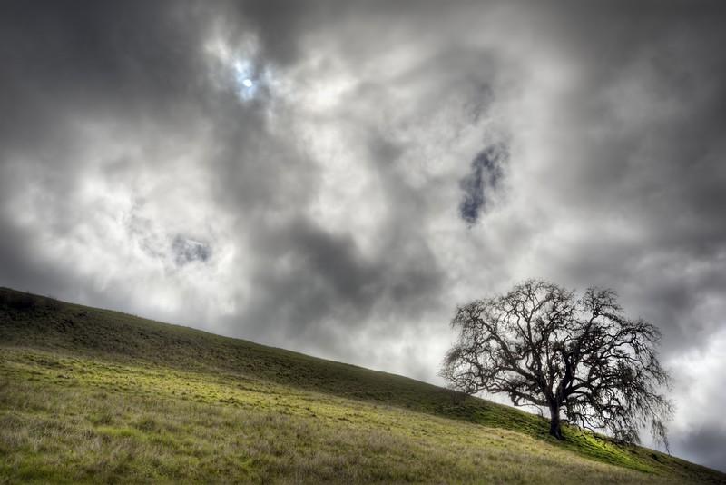 Cloudburst, Santa Rosa, California