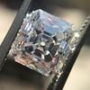 3.02ct Antique Asscher Cut Diamond, GIA G VS2 13