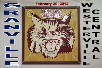 2012 Freshmen Tournament (02-20-12)