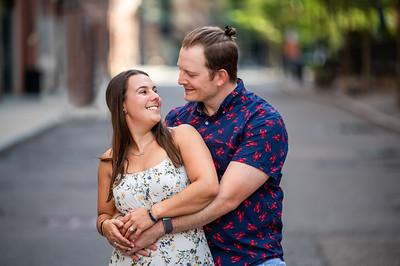 Eddie and Marissa Surprise Proposal 6/21