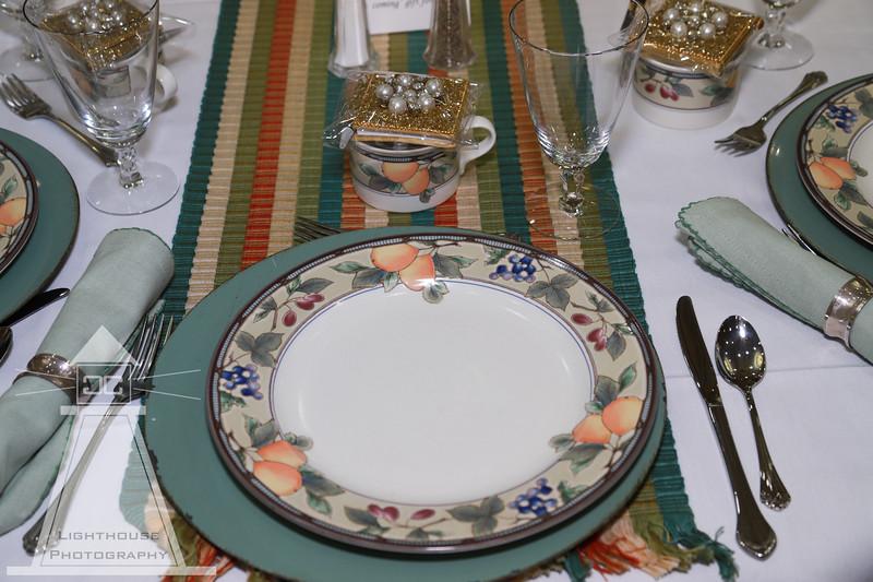 Table 15 by Karen Turner