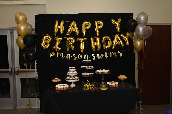 Mason's 16th Birthday