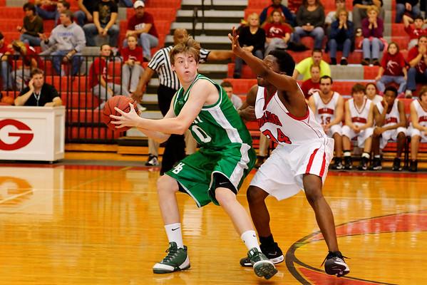 Hokes Bluff vs Gaston, December 29, 2008
