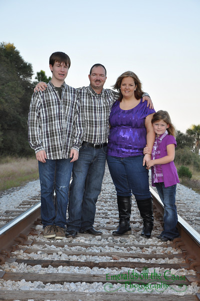Hunt Family Portraits 11-3-12