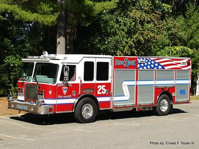 Kingston, NH Fire Apparatus