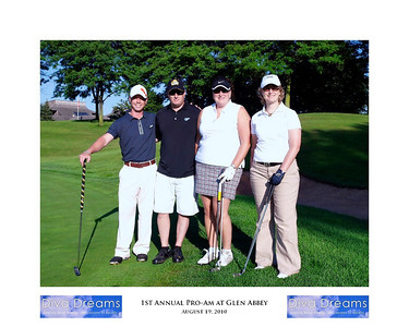 Diva Dreams 1st Annual Pro-Am at Glen Abbey August 19, 2010