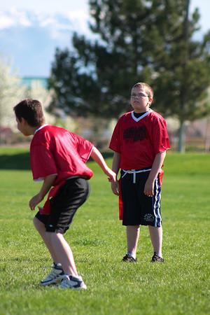 Spring Football - 042410