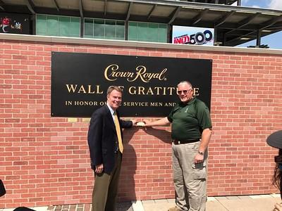 Crown Royal Wall Of Gratitude