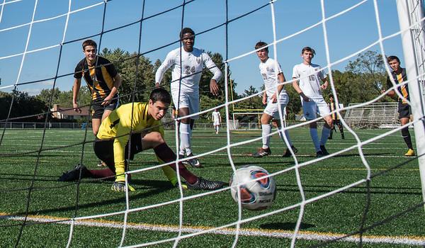Goal Cam, UD v Sylvania, 9-29-18