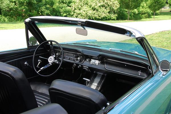 Mustang 1964 1/2
