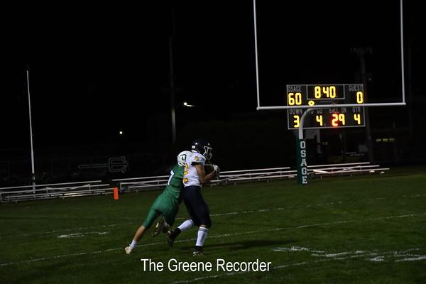 Football at Osage