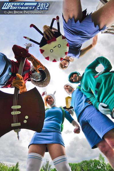 Adventure Time! - Wonder Northwest 2012