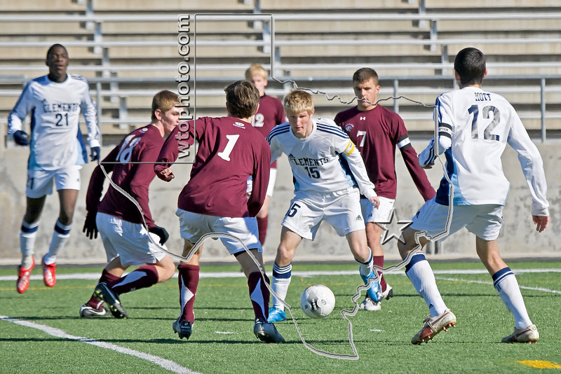 09-Jan-2010 vs Cinco Ranch <br>(WT Osterloh)