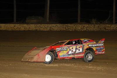 Moler Raceway Park, Williamsburg, OH, October 5, 2012