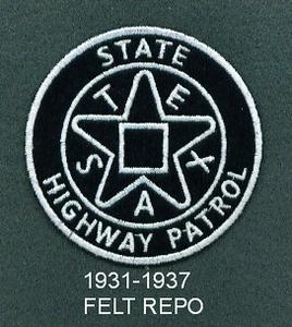 TX DPS Highway Patrol