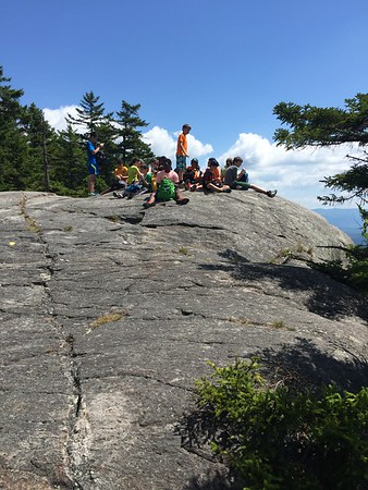 July 26: Hiking in Holderness!