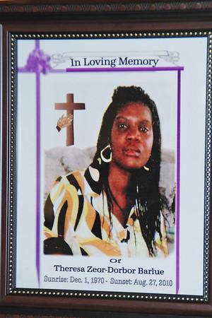 Theresa Zeor-Dorbor Barlue Funeral