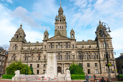 Day 17 Lake District to Glasgow