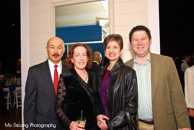 John Kikuchi, Carolyn Jones, Susie and John Becker.jpg